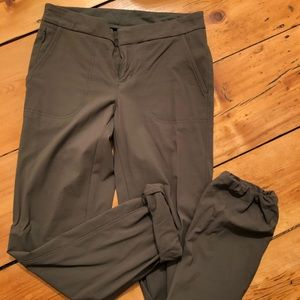 Athleta stretchy trekking pants